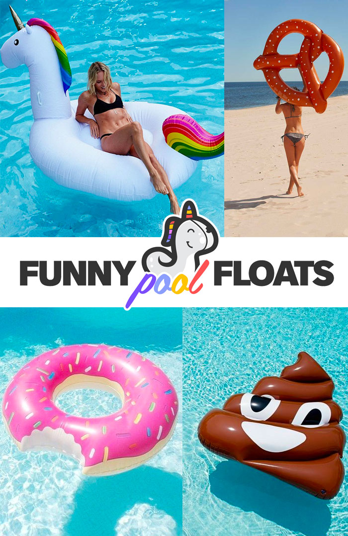 funny pool floats 15 cool pool rafts for adults. Black Bedroom Furniture Sets. Home Design Ideas